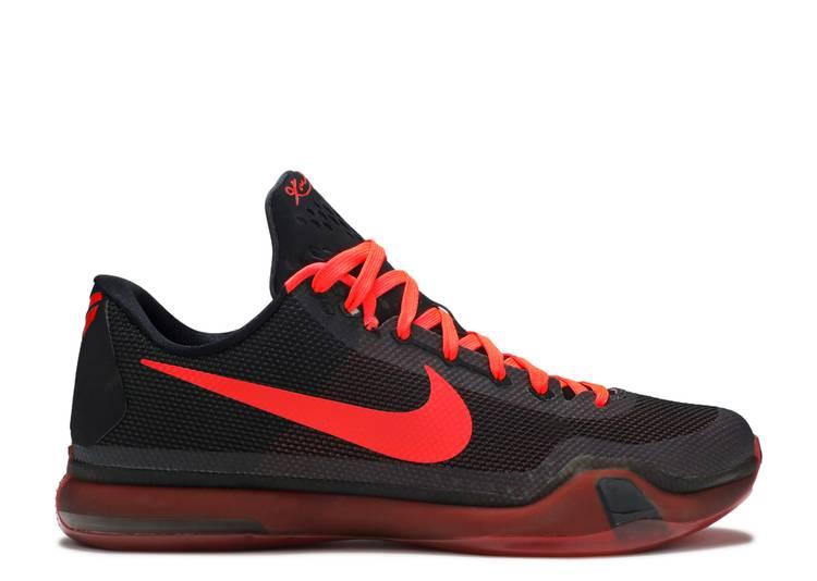 Kobe 10 'Bright Crimson'