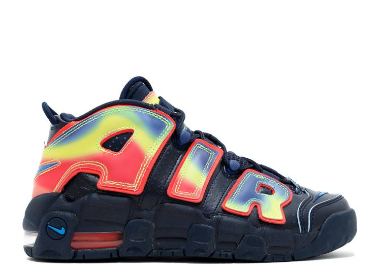 Air More Uptempo GS 'Heat Map'