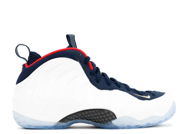 """air foamposite one prm """"olympic"""""""