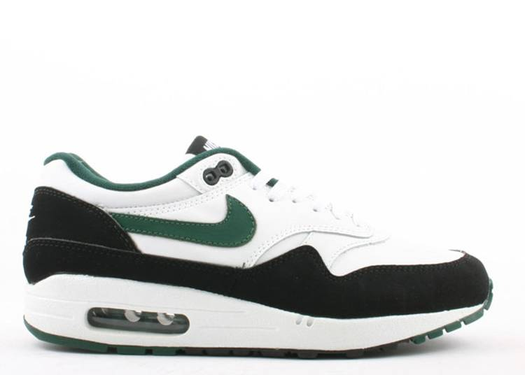 Air Max 1 Leather 'Black Forest Green'