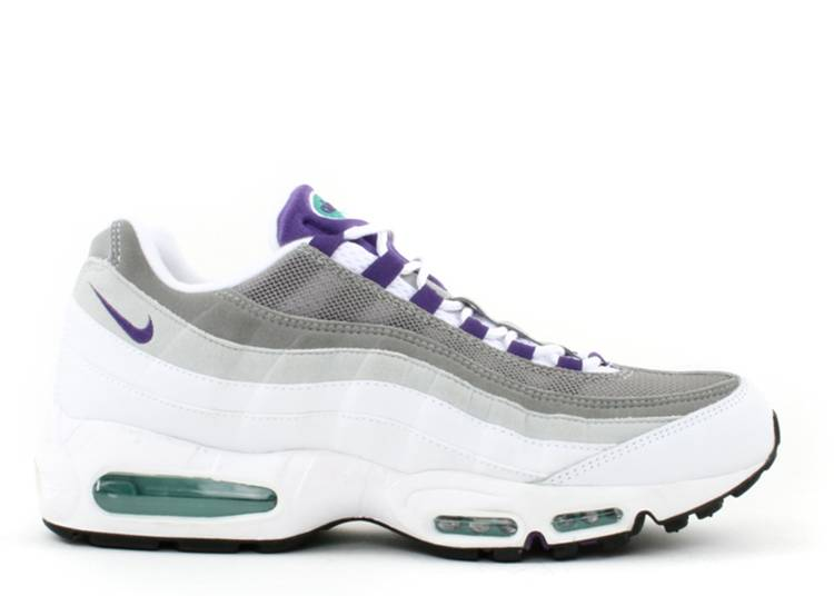 "wmns air max '95 classic ""Wild Grape"""