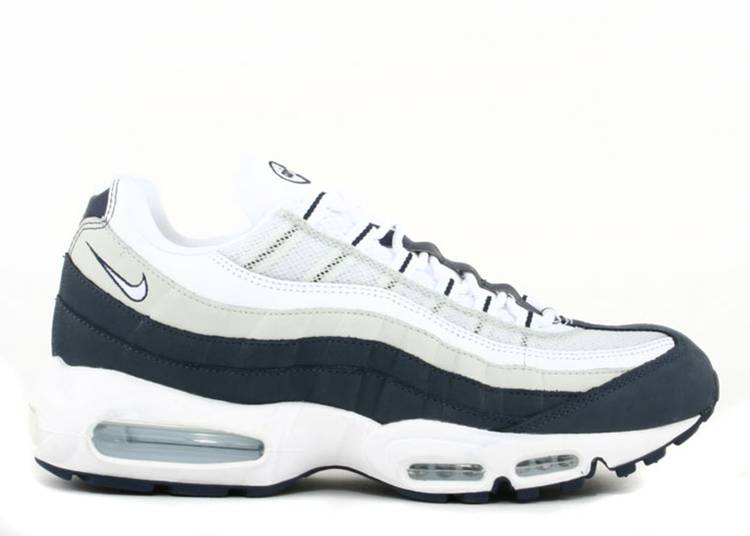 Air Max 95 'White Midnight Navhy'