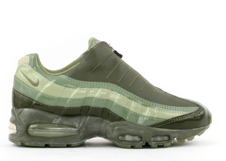 Wmns Air Max 95 Z 'Faded Olive'