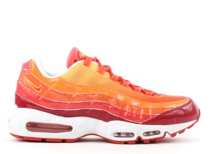 "air max 95 ""fantastic 4 human torch"""
