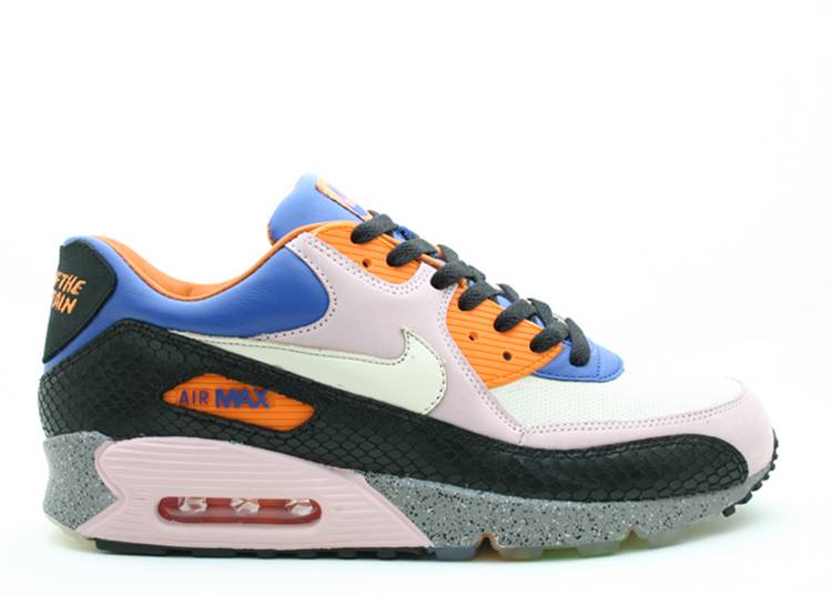 emitir ampliar Desprecio  Air Max 90 Premium 'King Of The Mountain' - Nike - 315728 611 -  champagne/cream-sport royal | Flight Club