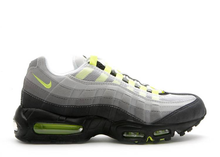 Air Max 95 Classic 'History of Air - Neon'