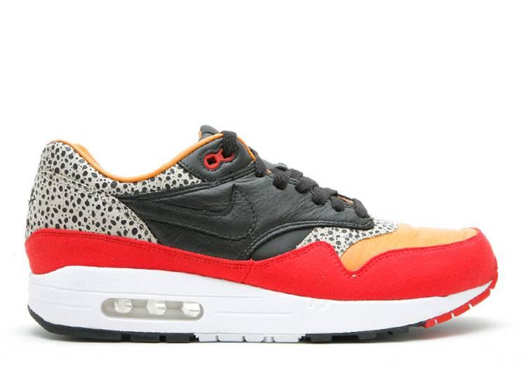 alineación Conejo reducir  Air Max 1 Premium SP 'Safari Pack Carrot' - Nike - 314252 801 -  carrot/black/sport red   Flight Club