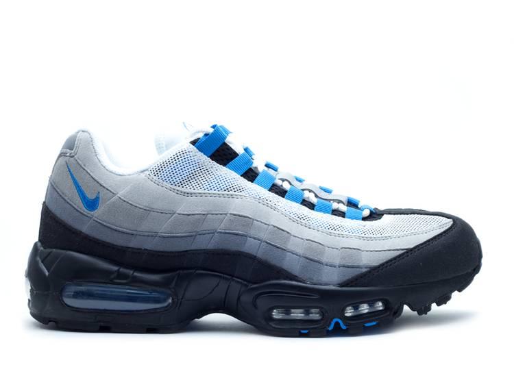 Air Max 95 Photo Blue 2010 Nike 609048 034 Neutral Grey