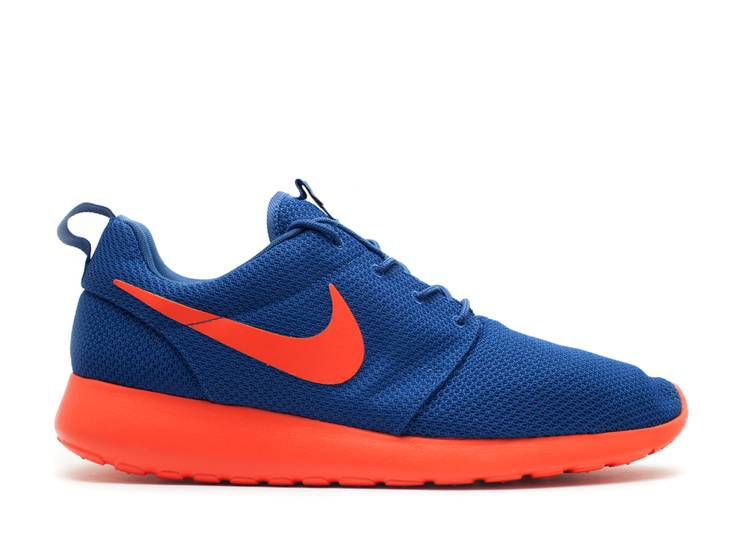 Rosherun 'Dark Royal Blue Orange'