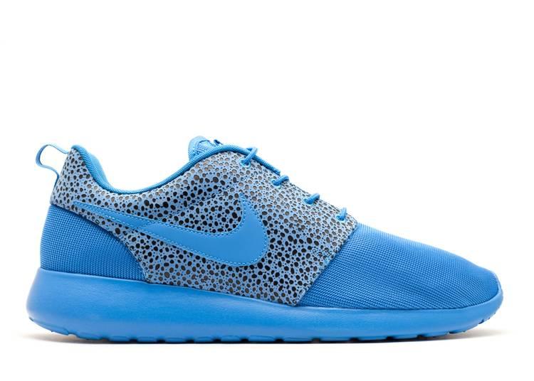 Roshe Run Premium 'Safari Pack - Blitz Blue'