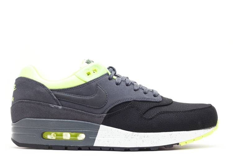 Air Max 1 Premium 'Anthracite Volt'