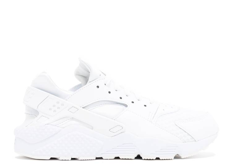 Air Huarache 'All White'