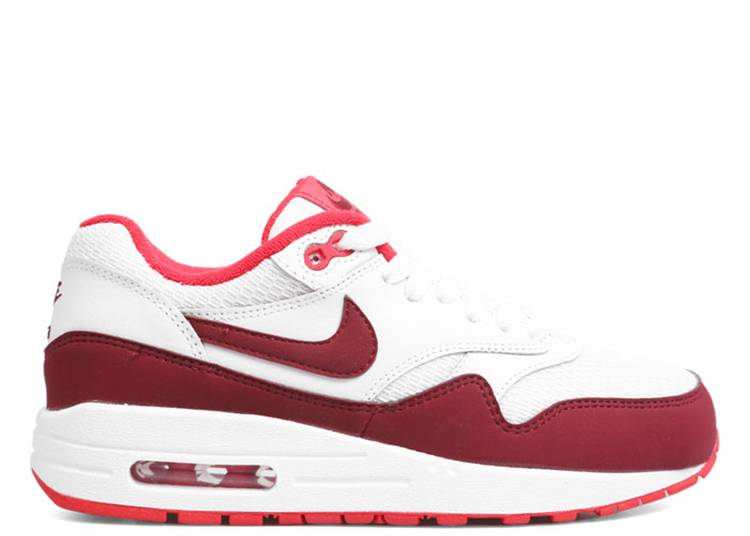 Air Max 1 Essential 'Action Red'