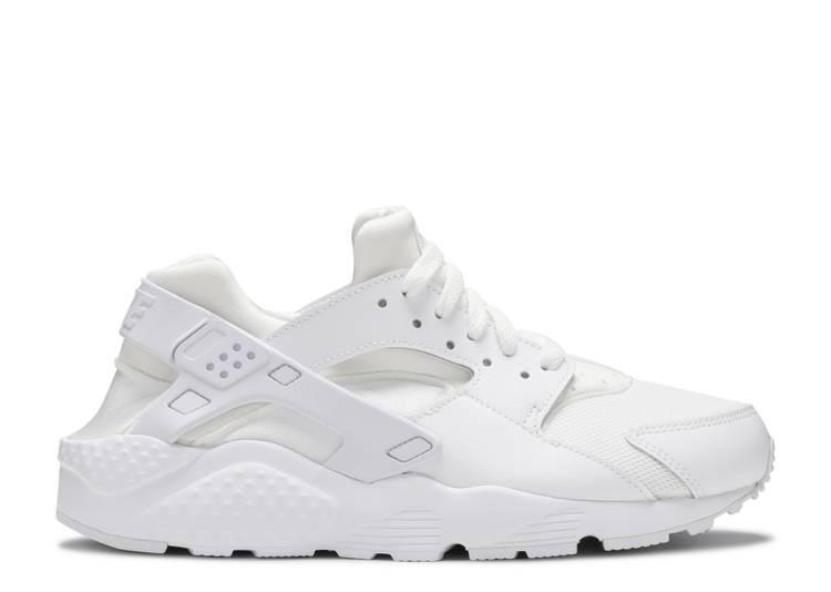 Huarache Run GS 'White Pure Platinum'