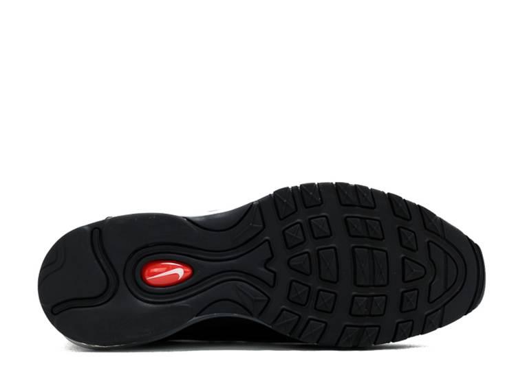 pañuelo Opinión papelería  Supreme X Air Max 98 'Black' - Nike - 844694 001 - black/black-varsity red  | Flight Club
