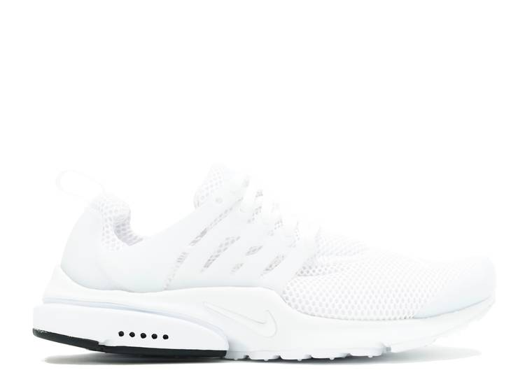 Air Presto 'Triple White'