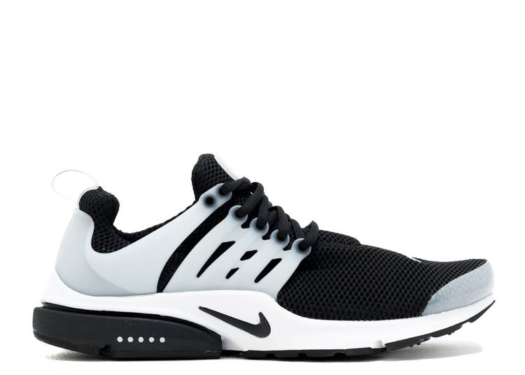 Air Presto 'Black Grey'