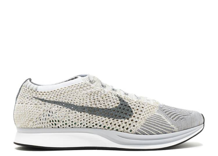 Flyknit Racer 'Pure Platinum'