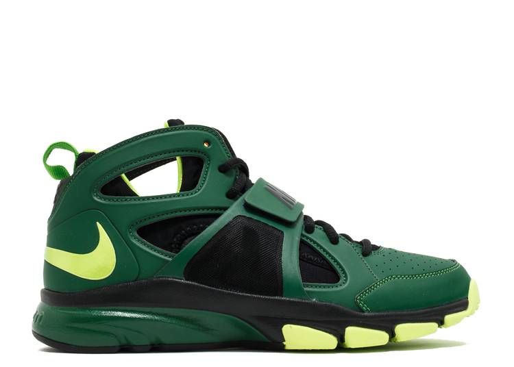 Zoom Huarache Tr Mid 'Green Lantern'