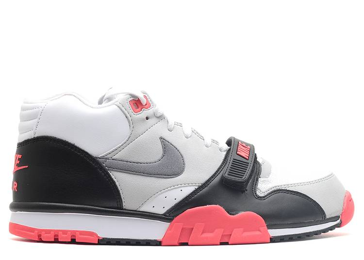 Air Trainer 1 Mid Prm Qs 'Infrared'