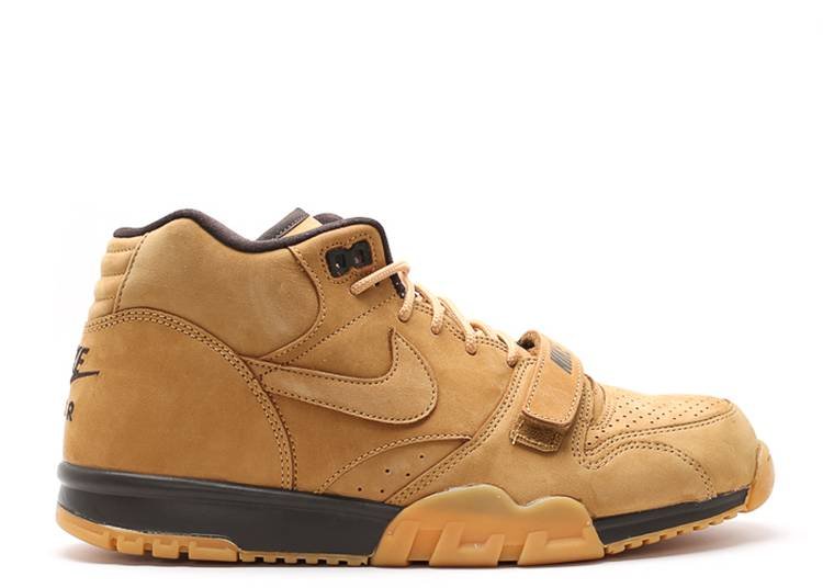 Air Trainer 1 Mid Prm Qs 'Flax'