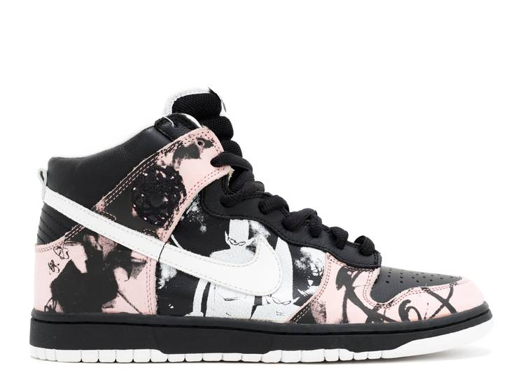 "dunk high pro sb ""unkle"""