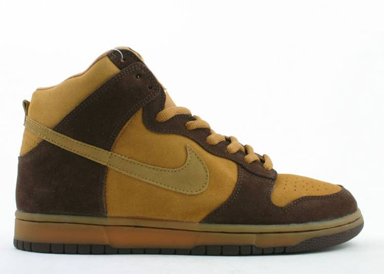 Dunk High Pro SB 'Maple'