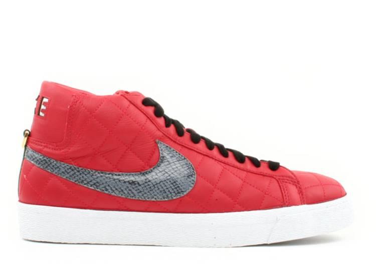 Supreme x Blazer SB 'Varsity Red'