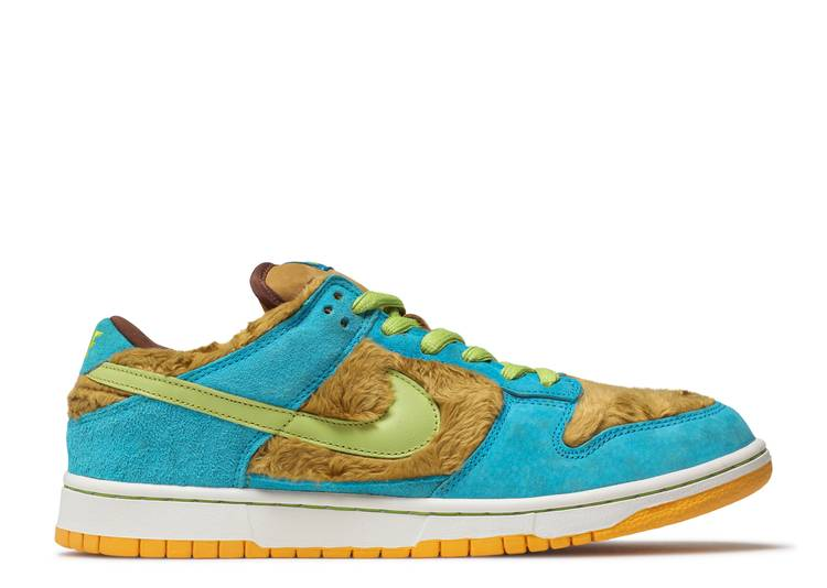"dunk low premium sb ""Three Bears"""