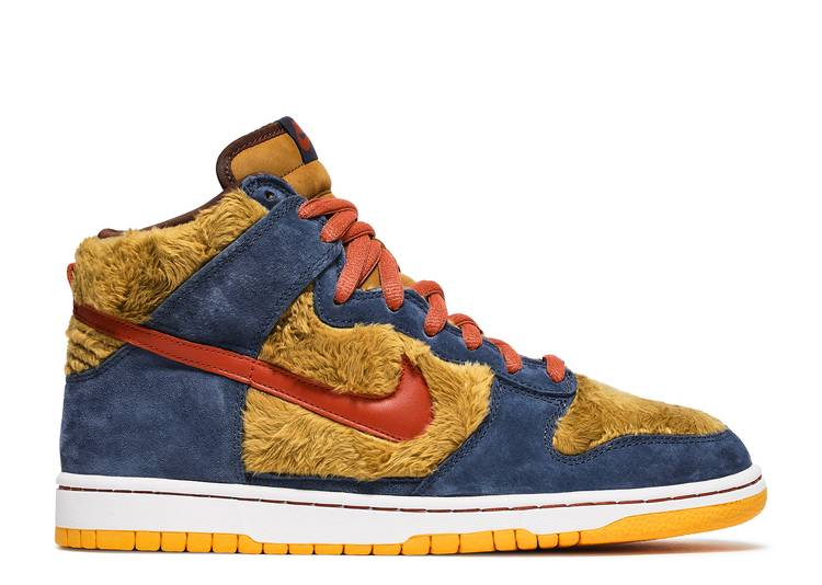 Dunk High Premium SB 'Three Bears'