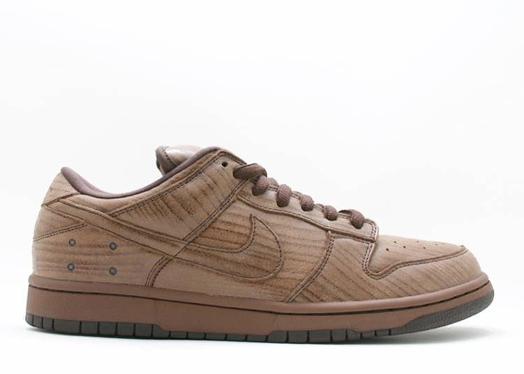 dunk low michael lau 'Dark Coffee'