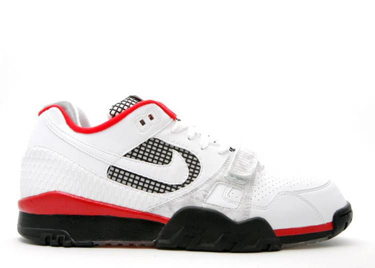 Air Trainer 2 SB Supreme 'White Fire Red'