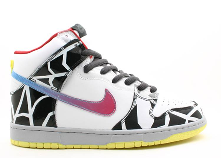 Dunk High Premium 'Thrashin'