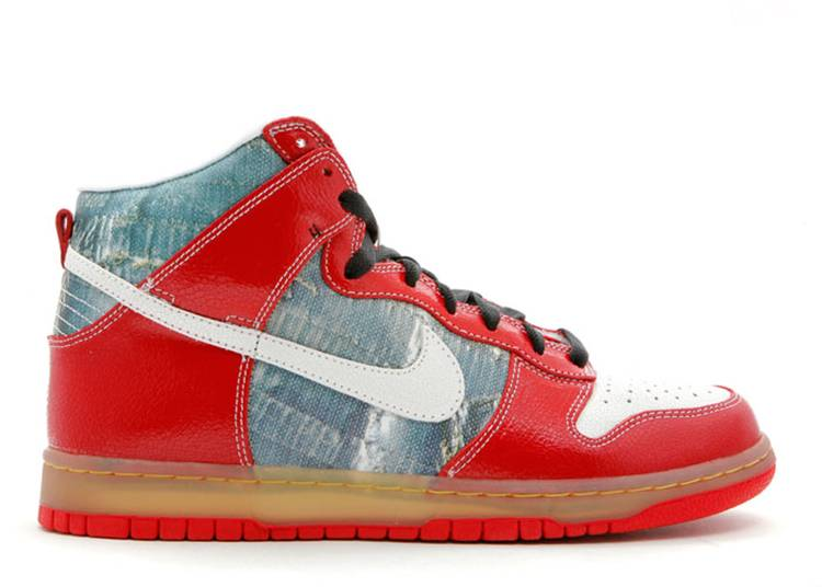 dunk high premium sb 'Shoe Goo'