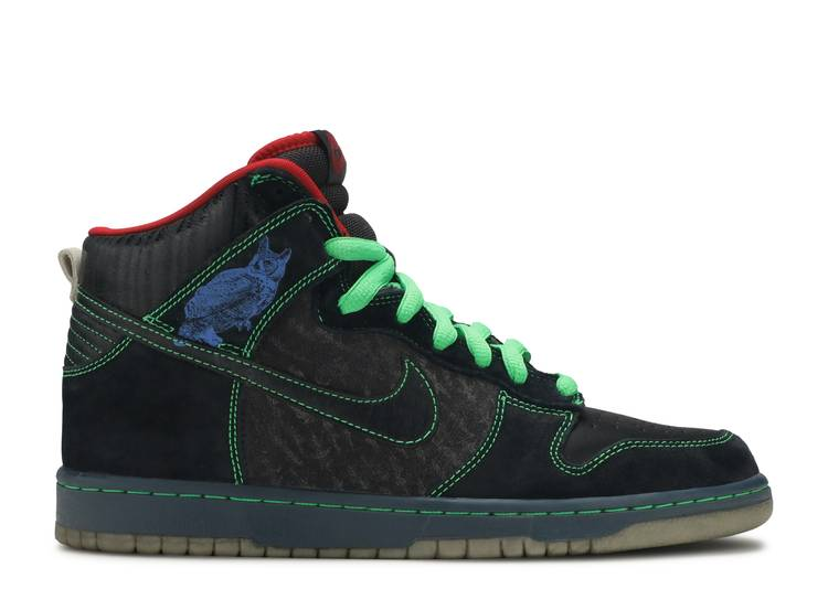 dunk high sb premium 'twin peaks'