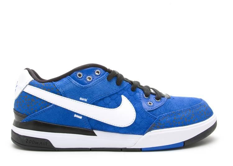 aiutante commercio montaggio  Zoom Paul Rodriguez 3 - Nike - 366620 411 - blue sapphire/white-black |  Flight Club