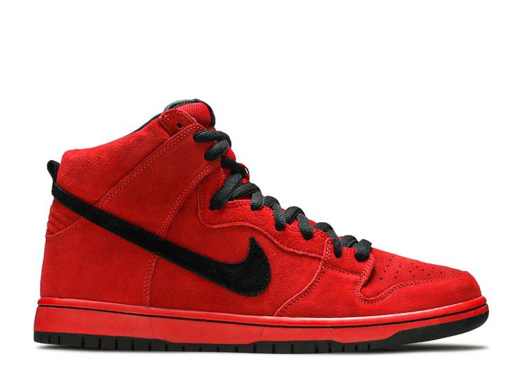 dunk high pro sb 'Sport Red'