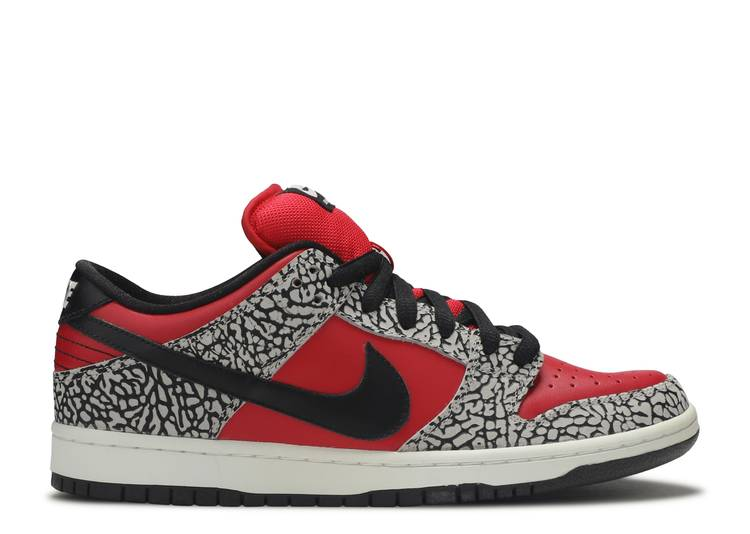 dunk low premium sb 'supreme'