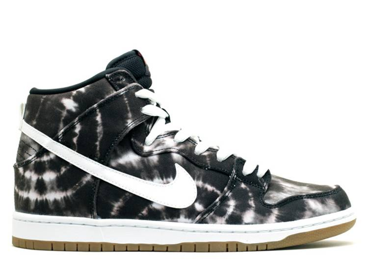 dunk high premium sb 'Tie Dye'