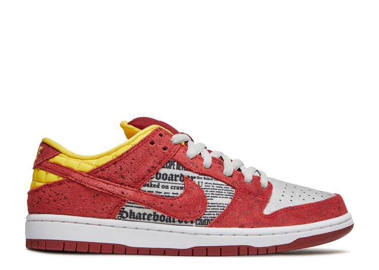 "dunk low premium sb qs ""crawfish"""