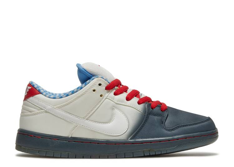 "dunk low premium sb ""the wiz - dorothy"""