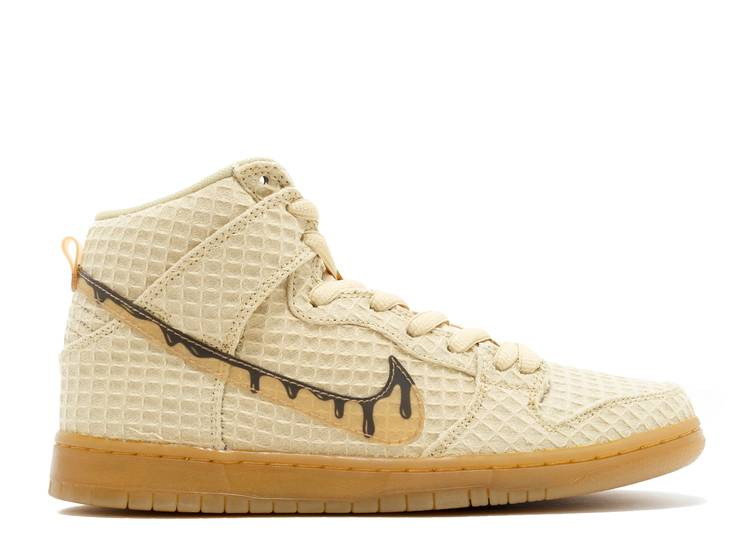 "dunk high premium sb ""chicken and waffles"""