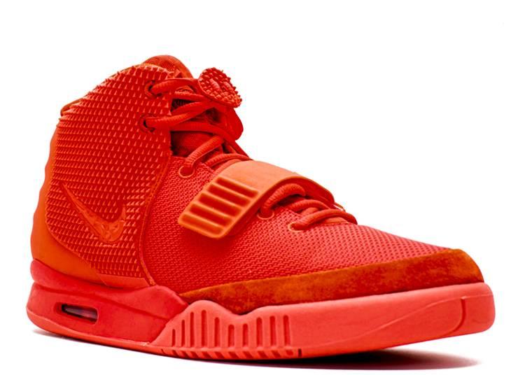 al exilio Compañero Asistir  Air Yeezy 2 SP 'Red October' - Nike - 508214 660 - red   Flight Club