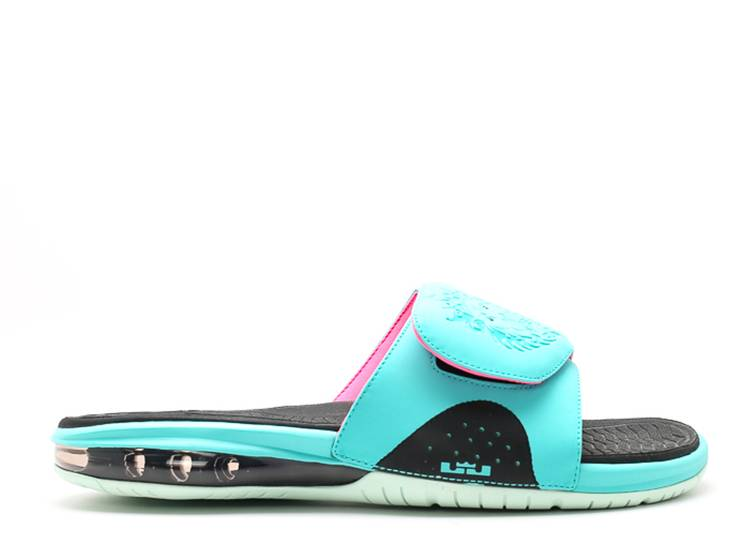 Air LeBron Slide 'South Beach'