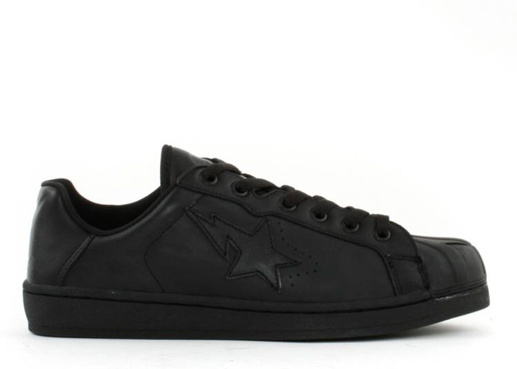 Bapesta FS-020 Low 'Black'