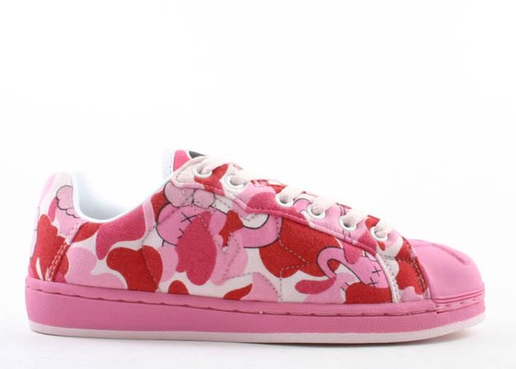 Skullsta FS-020 Low 'Pink Camo'