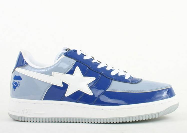 Bapesta FS-029 Low 'Blue'