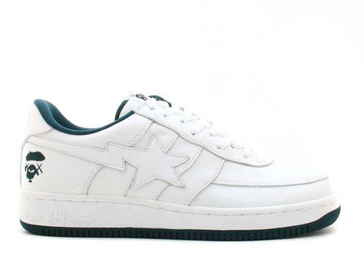 Bapesta FS-029 Low 'White'