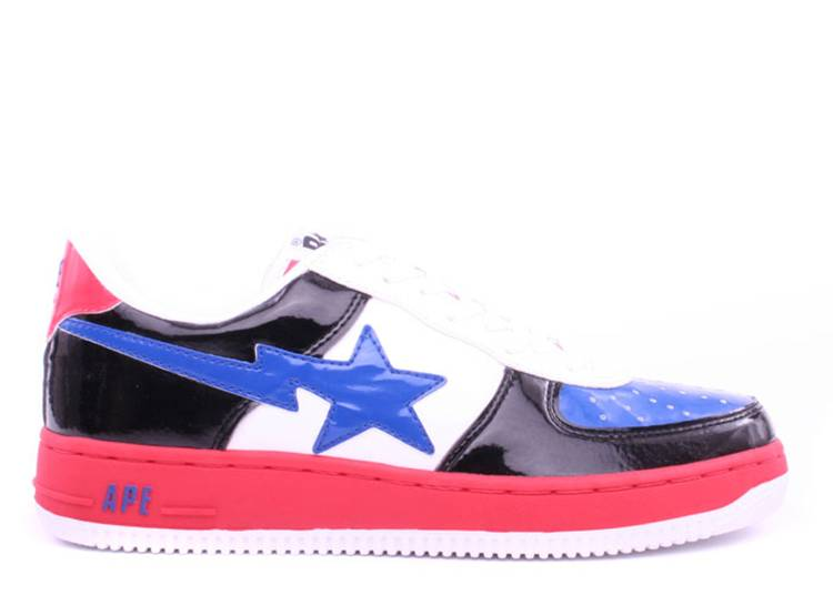 Bapesta FS-001 Low 'London'