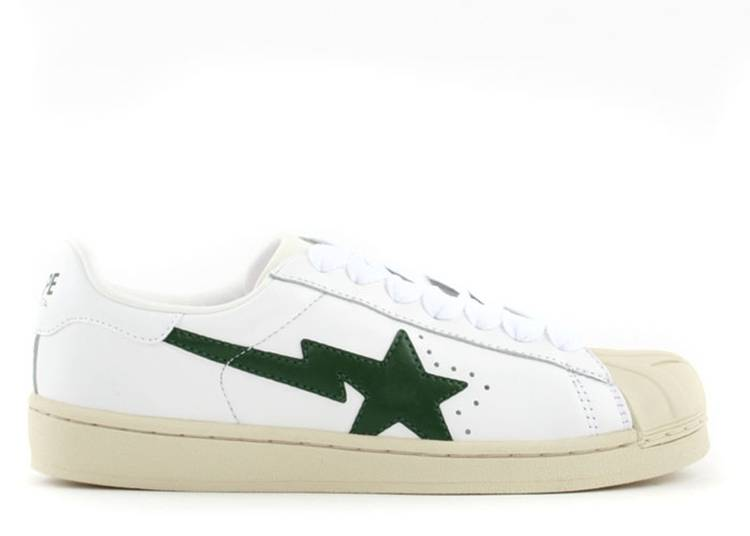 Skullsta FS-004 Low 'White Olive'